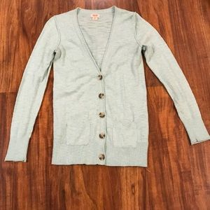 Mossimo Supply Company Cardigan size XS